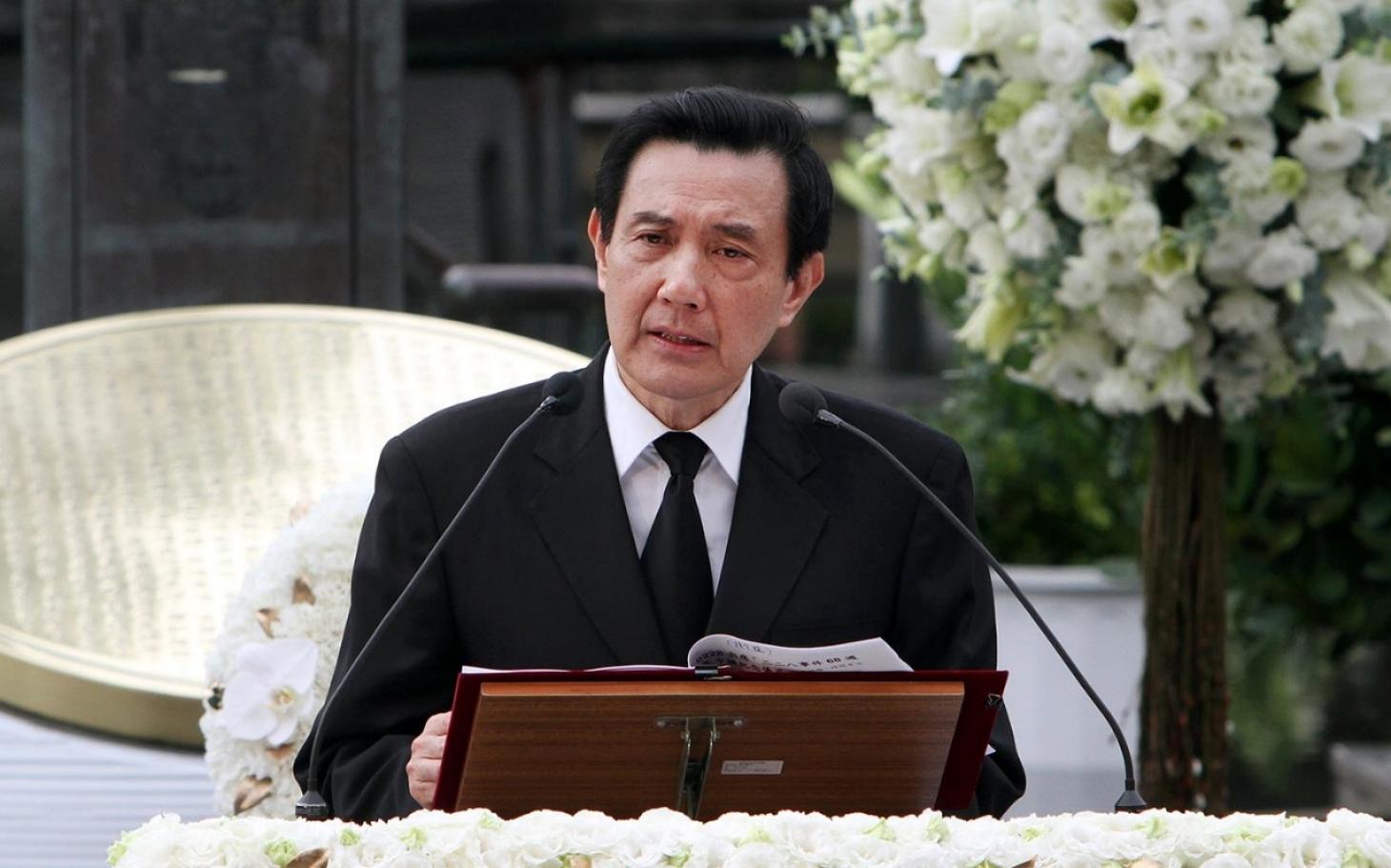 china president and taiwan meet