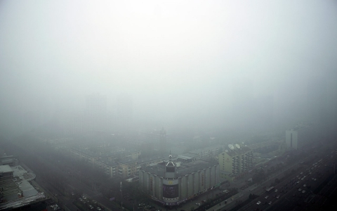 Thumbnail image for Smog chokes Chinese, Indian capitals as climate talks begin