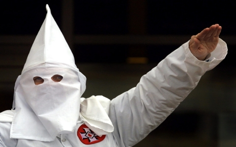 Thumbnail image for Hackers from Anonymous say they're set to expose hundreds of KKK members