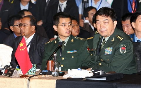 Thumbnail image for ASEAN defense chiefs fail to agree on South China Sea statement