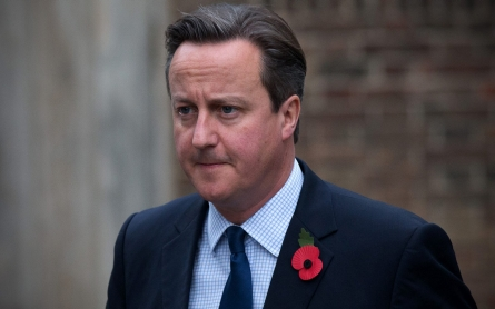 Cameron: 'More likely than not' Russian plane downed by 'terrorist bomb'