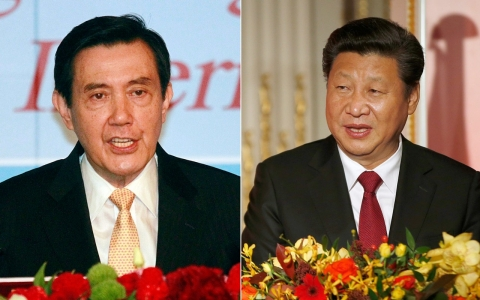 Thumbnail image for Wariness, accusations surround this weekend's China-Taiwan summit