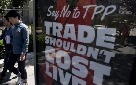 Pacific trade pact's final text reveals 'corporate agenda,' critics say