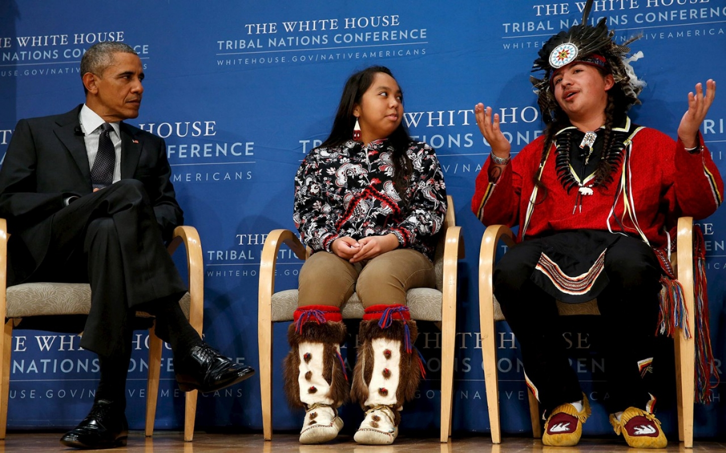 White House Fact Sheet: The 8th Annual White House Tribal Nations Conference