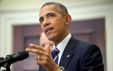 Obama rejects Keystone pipeline, says US must lead on climate change