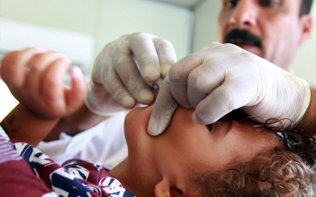 UN: Iraq's deadly cholera outbreak could spread regionally