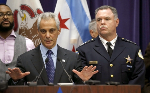 Thumbnail image for Chicago police chief fired amid public outcry over black teen's death