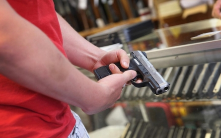 Record number of gun sale background checks on Black Friday