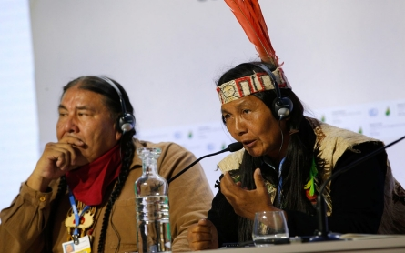 Indigenous rights could be left out of Paris climate treaty