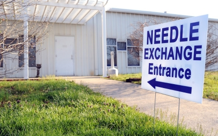 Few needle exchanges in small towns, suburbs hit by surge in heroin use