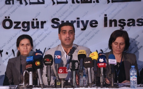 Thumbnail image for Kurdish-Arab coalition in Syria forms political wing