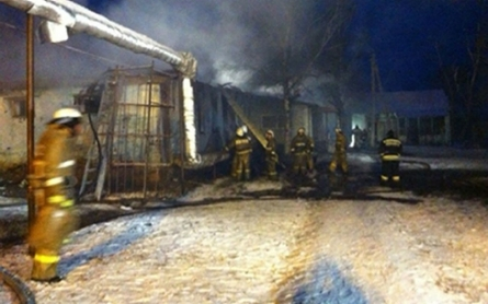 Fire at Russian home for the mentally ill kills 23