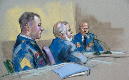 Charges against Bergdahl to go to general court-martial