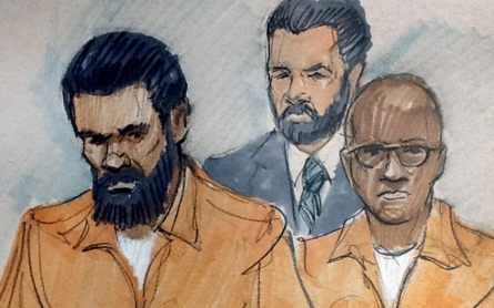 Ex-guardsman pleads guilty in ISIL plot
