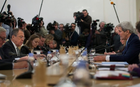 Thumbnail image for Syria meeting a go after Kerry-Putin talks in Russia