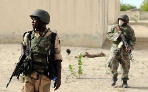Thumbnail image for Nigerian military must be investigated over deadly raid, rights group says