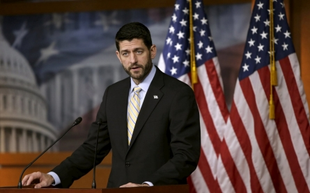 Ryan says negotiators reached tax and spending deal