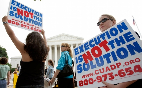 Thumbnail image for US executions at lowest level since 1991
