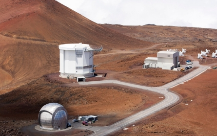Telescope construction equipment removed from Mauna Kea
