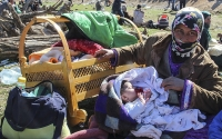 61 million displaced