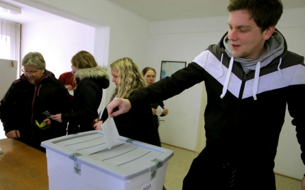 Slovenians vote down same-sex marriage law by a landslide