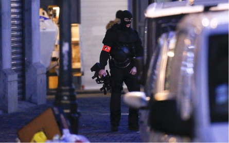 Belgium detains five in Paris attacks probe