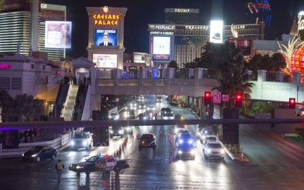 Driver plows onto Las Vegas Strip sidewalk 'like bowling ball,' one dead