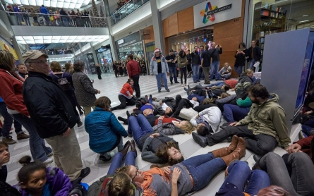 Black Lives Matters set for Mall of America demo despite organizers' ban