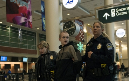 Hundreds of Black Lives Matter protesters rally at Minnesota mall, airport