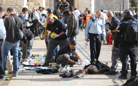 Two Palestinians, two Israelis killed in Jerusalem attack