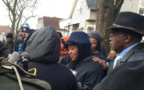 Thumbnail image for Chicago police on domestic call kill two; relatives and friends speak out