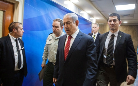 Thumbnail image for Israel advances a bill that government critics say would stifle dissent