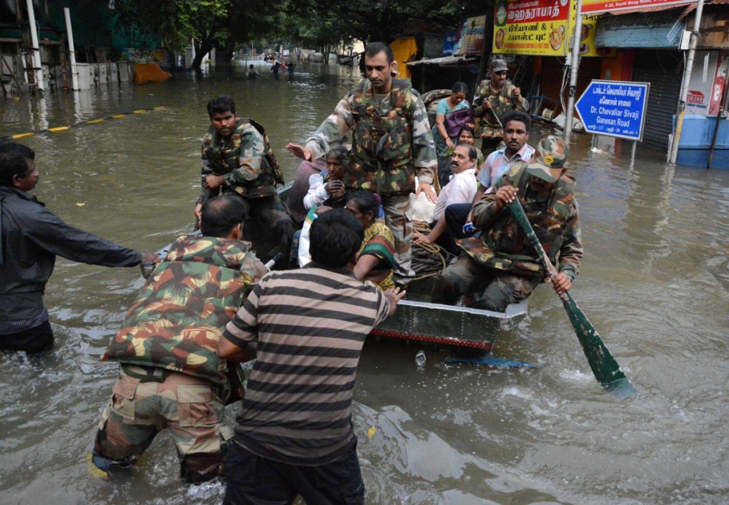 Essay on Chennai Flash Floods | India | Disaster Management