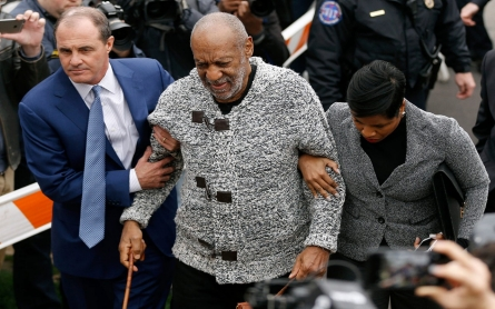 Bill Cosby charged with sexual assault of woman in 2004