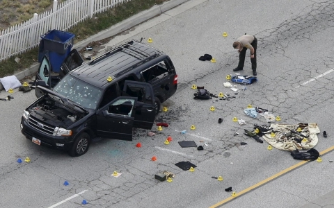Thumbnail image for California massacre was 'act of terrorism,' says FBI as ISIL link probed