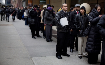 US job growth remains solid, nudging Fed closer to rate hike