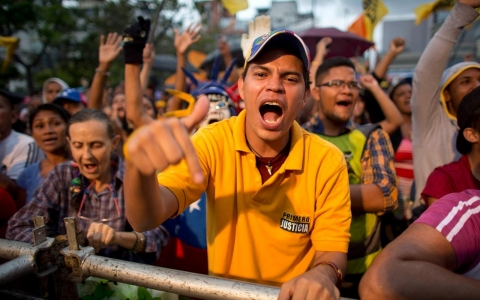 Thumbnail image for Venezuela gears up for socialist party defeat