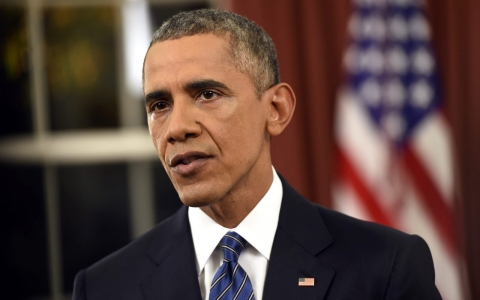 Thumbnail image for Obama calls Calif. shooting 'an act of terrorism', vows to 'destroy' ISIL
