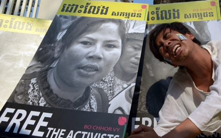 Cambodian Human Rights Day events canceled amid state crackdown