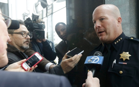 Thumbnail image for SF's top cop wants to arm force with Tasers