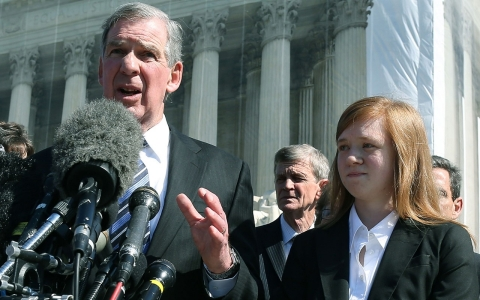 Thumbnail image for Supreme Court hears challenge to affirmative action in Texas