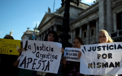 Thumbnail image for Argentina debates sweeping intelligence reform after prosecutor's death