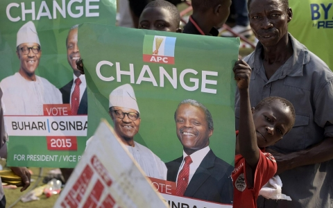 Thumbnail image for Nigeria's election extension met with relief, exasperation
