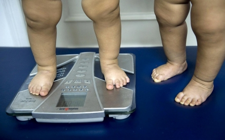 Puerto Rico lawmakers debate bill giving fines for childhood obesity