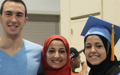 Thumbnail image for Three Muslim students shot dead near UNC Chapel Hill