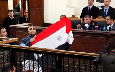 Egypt court orders release of Al Jazeera staff ahead of next hearing
