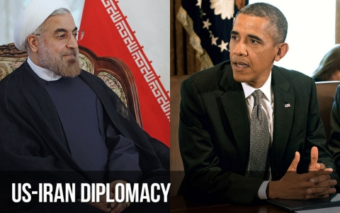 More on diplomacy between the US and Iran