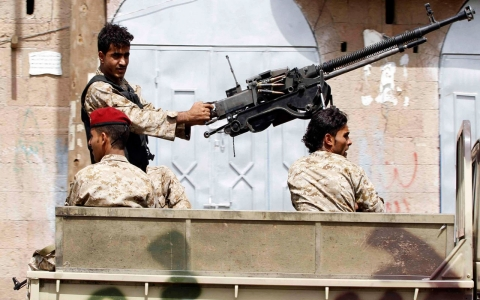Thumbnail image for Houthi takeover in Yemen upends regional power struggle