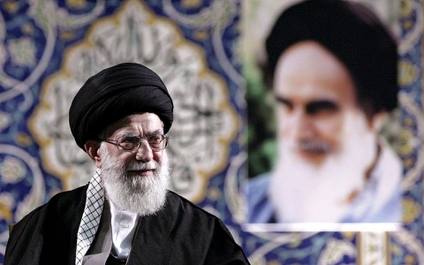 Thumbnail image for Iran's Ayatollah Khamenei sent Obama secret letter, newspaper reports