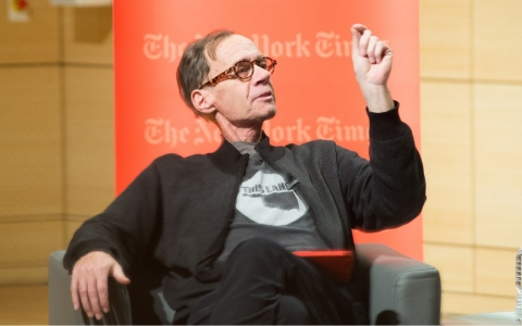 Thumbnail image for NY Times media columnist David Carr dies at age 58